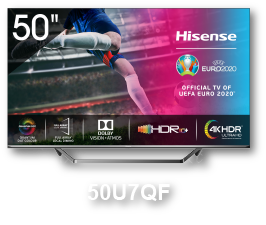 HISENSE 50U7QF 50'' LED 4K