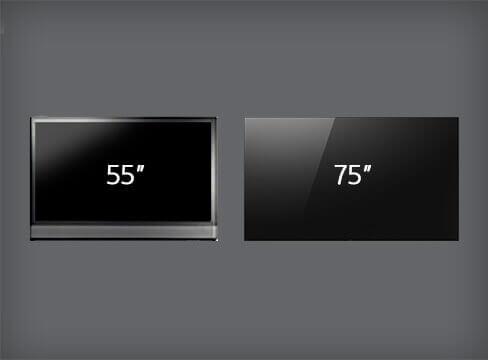Sony - większy ekran przy tym samym rozmiarze
