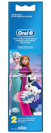 Oral-B Kids Frozen 2 szt.