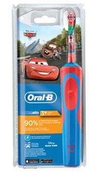ORAL-B D12 KIDS CARS