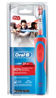 ORAL-B D12 KIDS STAR WARS