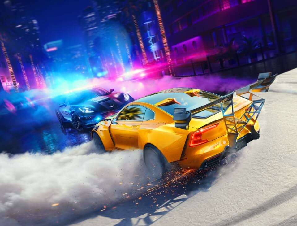 FIFA 2020, Need For Speed Heat, Ghost Recon Breakpoint