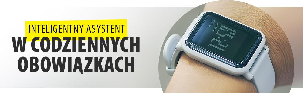 smartwatche - inteligentny asystent w codziennych obowiązkach