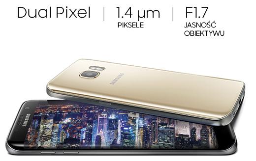 Galaxy S7 edge aparat