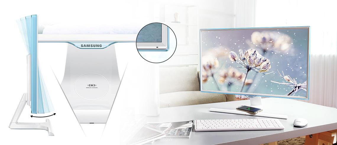 Монитор SE370D Вид Изделия в Интерьере