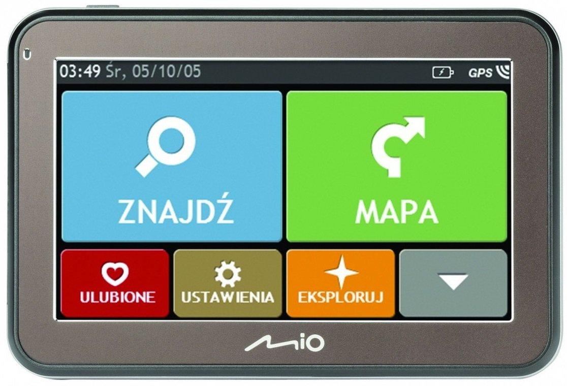 Mio Spirit 7500 Dozywotnia Aktualizacja Nawigacja Ceny I