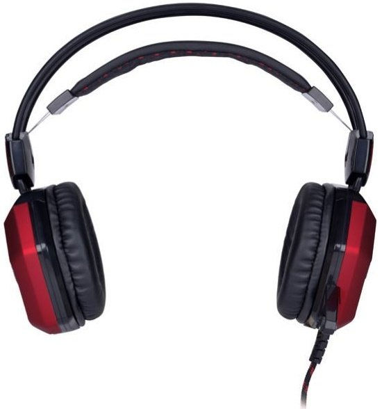 Słuchawki TRACER Outlaw TRASLU45222 Czarno czerwony