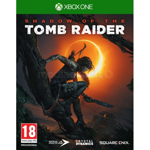 Shadow of the Tomb Raider Gra XBOX ONE