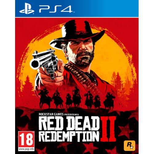 Red Dead Redemption 2 Gra PS4 (Kompatybilna z PS5)
