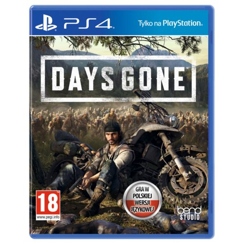 Days Gone Gra PS4