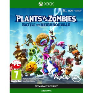 Plants vs. Zombies: Battle for Neighborville Gra XBOX ONE