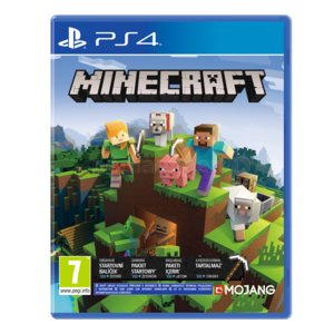 Minecraft Bedrock Gra PS4