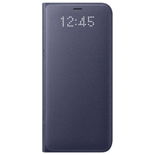Etui SAMSUNG LED View do Galaxy S8 EF-NG950PVEGWW Fioletowy