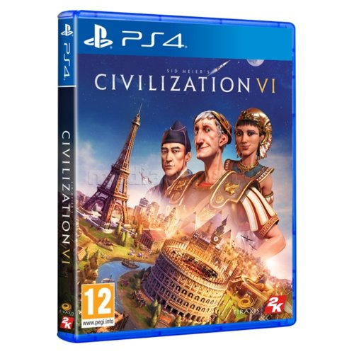 Sid Meier's Civilization VI Gra PS4