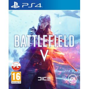Battlefield V Gra PS4