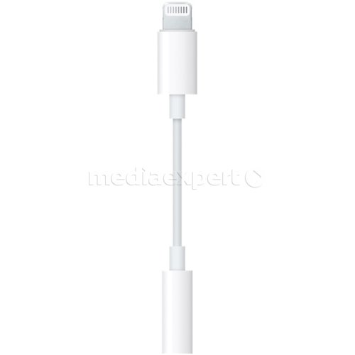 Kabel Lightning - Jack 3.5 mm APPLE