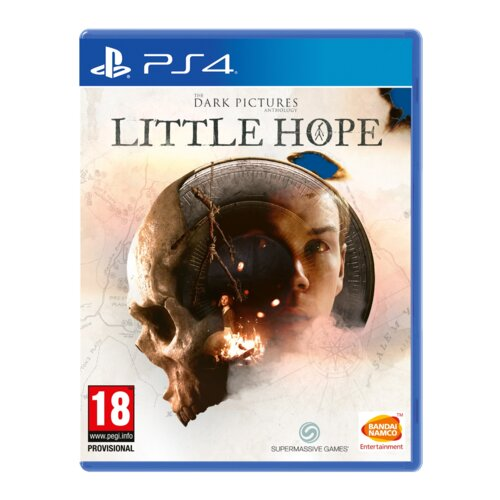 The Dark Pictures: Little Hope Gra PS4 (Kompatybilna z PS5)