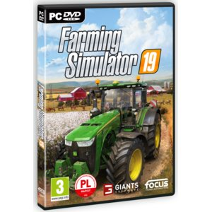 Farming Simulator 19 Gra PC