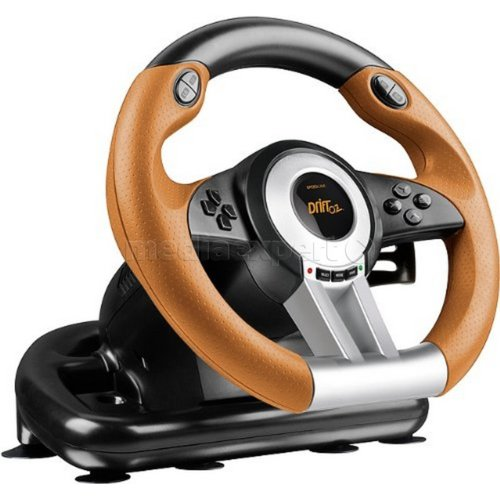 Kierownica SPEED-LINK Drift O.Z. Racing Wheel (PS3/PC)