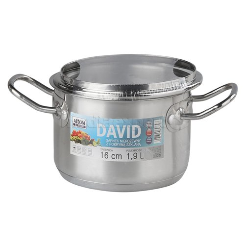 Garnek ALTOMDESIGN David 1.9L