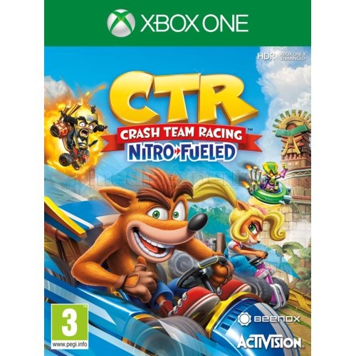 Crash Team Racing Nitro-Fueled Gra XBOX ONE