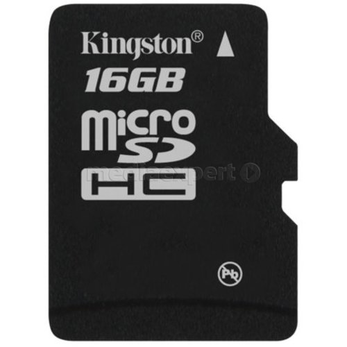 Karta pamięci KINGSTON microSDHC 16GB SDC4