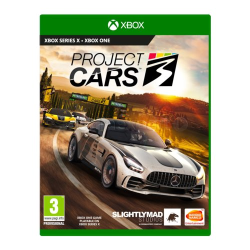 Project CARS 3 Gra XBOX ONE