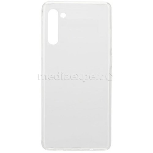 Etui BACK CASE do Samsung Galaxy Note 10 Transparentny