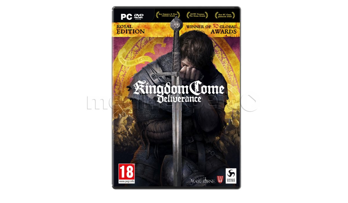 Kingdom Come: Deliverance - Edycja D2 ( PC) - Warhorse
