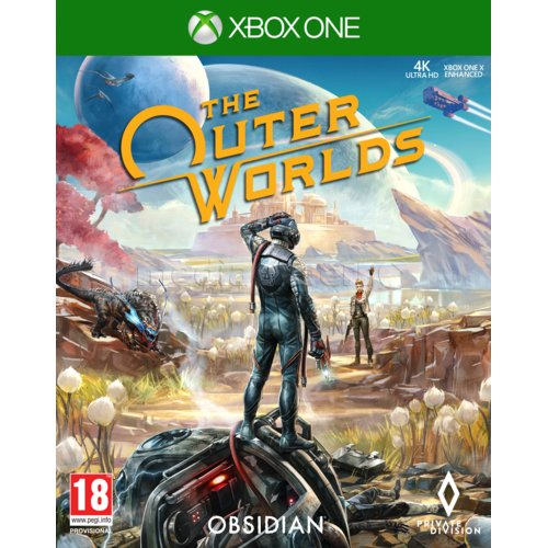The Outer Worlds Gra XBOX ONE