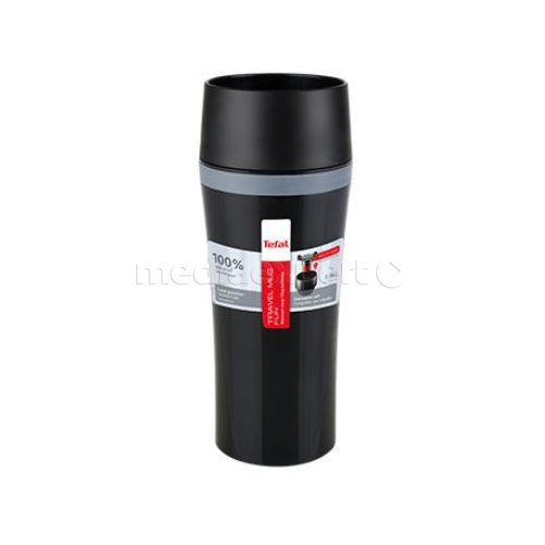 Kubek TEFAL Travel Mug Fun Czarny