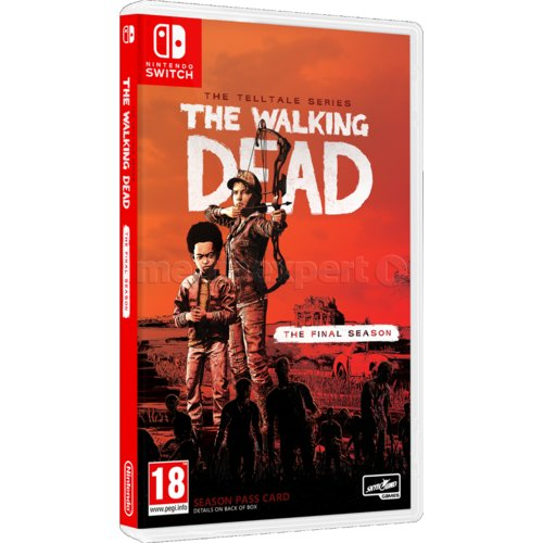 The Walking Dead: Final Season Gra NINTENDO SWITCH