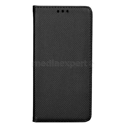 Etui SMART Magnet Book do Samsung J6 Plus 2018 Czarny