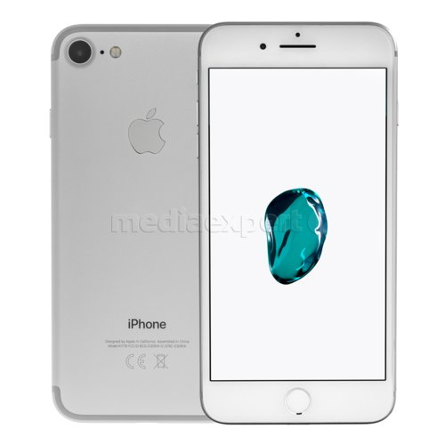 Smartfon APPLE iPhone 7 32GB Srebrny
