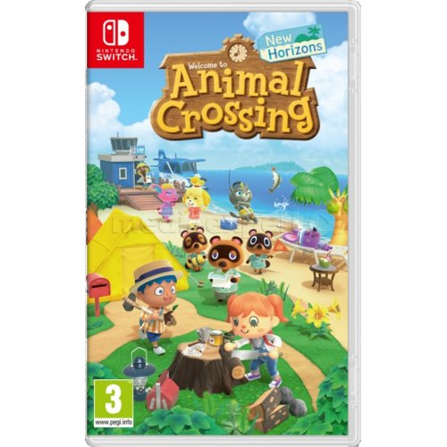 Animal Crossing: New Horizons Gra NINTENDO SWITCH