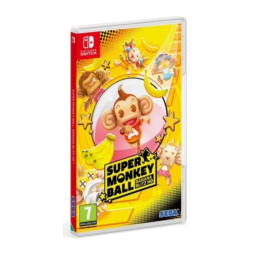 Super Monkey Ball: Banana Blitz HD Gra NINTENDO SWITCH