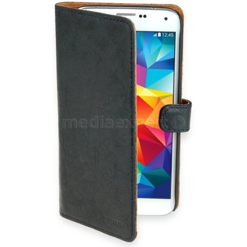 Etui SKINK Book Card do Sony Xperia Z3 Czarny