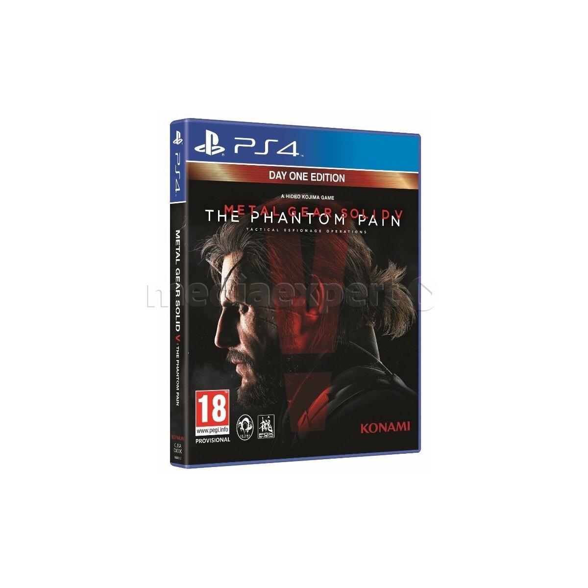 Metal Gear Solid V : The Phantom Pain Gra PS4