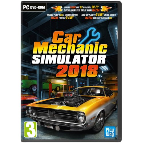 Car Mechanic Simulator 2018 Gra PC