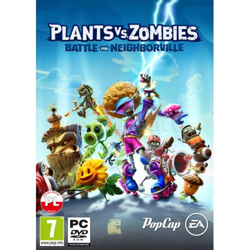 Plants vs. Zombies: Battle For Neighborville Gra PC