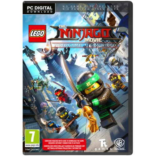 LEGO Ninjago Movie Gra PC