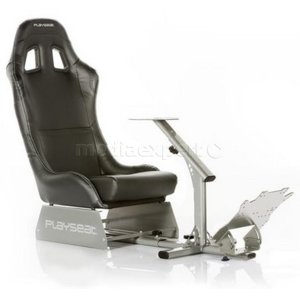 Fotel PLAYSEAT Evolution Czarny