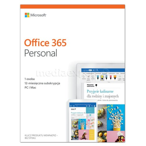 Program MICROSOFT Office 365 Personal