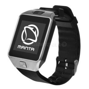 jak wlaczyc zegarek smartwatch manta