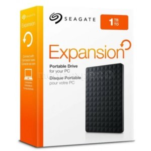 Dysk SEAGATE Expansion Portable 1TB HDD Czarny