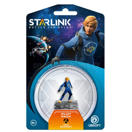 Pakiet pilota UBISOFT do gry Starlink - Levi McCray