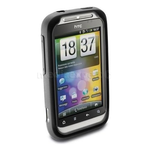 Etui CELLULAR LINE Penguyn do HTC Wildfire S Czarny