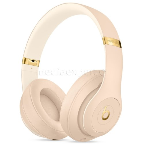 Słuchawki nauszne BEATS BY DR. DRE Studio3 Wireless Skyline Collection Beżowy
