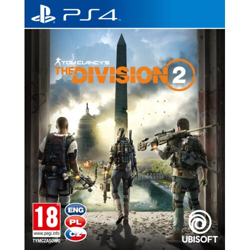 Tom Clancy's The Division 2 Gra PS4 (Kompatybilna z PS5)