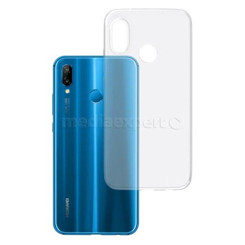 Etui 3MK ClearCase do Huawei P20 Lite Transparentny
